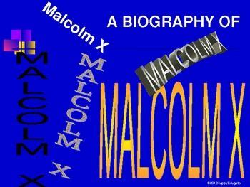 The Autobiography of Malcolm X by Alex Haley Book Report